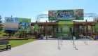 Image of Outdoor Park Entrance Sign at Safari Niagara in Fort Erie Ontario | Niagara