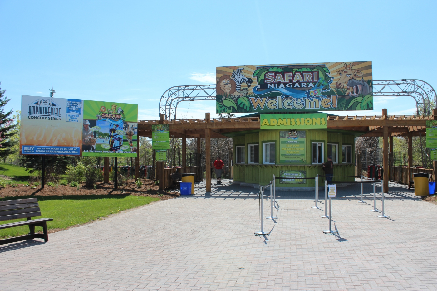 Outdoor Park Signage Feren Signs Graphics