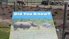 Image of Informational Sign at Safari Niagara in Fort Erie Ontario | Niagara