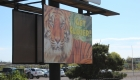 Image of Outdoor Billboard Sign at Safari Niagara in Fort Erie Ontario | Niagara