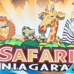 Outdoor Park Signage at Safari Niagara in Fort Erie, Ontario | Niagara
