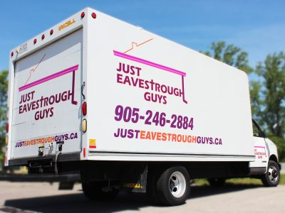 Image of Vehicle Graphics for a large truck | Niagara Vehicle Graphics | Niagara Signs